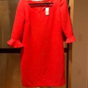 Ann Taylor Red Dress (8P)